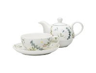 LivingStyles Ecology Greenhouse Ceramic Tea for One Set