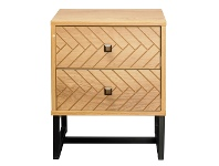 LivingStyles Myriam 2 Drawers File Cabinet