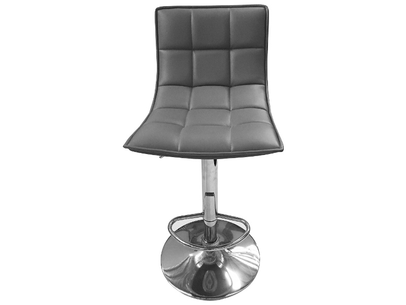 Lunar PU Leather Gas Lift Bar Stool