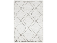 LivingStyles Metro Crispina Modern Rug, 300x400cm, Ivory