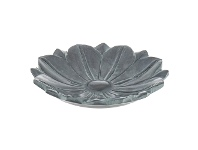 LivingStyles Oritga Soapstone Trinket Plate, Large