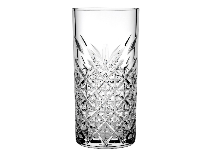 Pasabahce Timeless Highball Tumbler, Set of 4