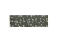 LivingStyles Olive Grove & Cotswold Fabric Table Runner, 150cm, Olive
