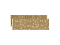 LivingStyles Olive Grove & Cotswold Fabric Table Runner, 150cm, Mustard