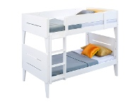 LivingStyles Antero Timber Bunk Bed, Single
