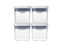 LivingStyles OXO Good Grips POP 4 Piece Mini Container Set