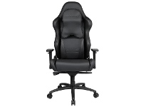 LivingStyles Anda Seat AD4XL Gaming Chair, Wizard, Black