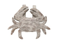 LivingStyles Proctor Crab Wall Ornament