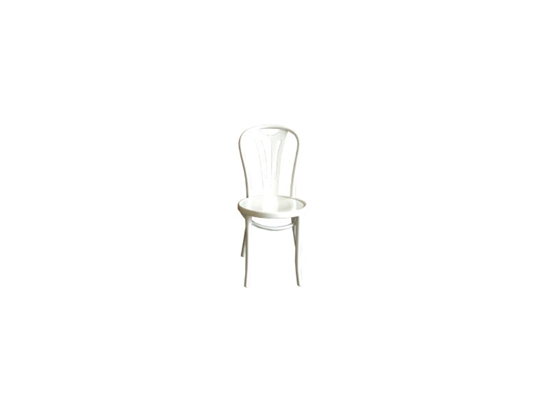 Anvers Bentwood Dining Chair, White
