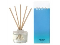 Living & Giving Ecoya Mini Diffuser Candle Blue Cypress & Amber 50ml