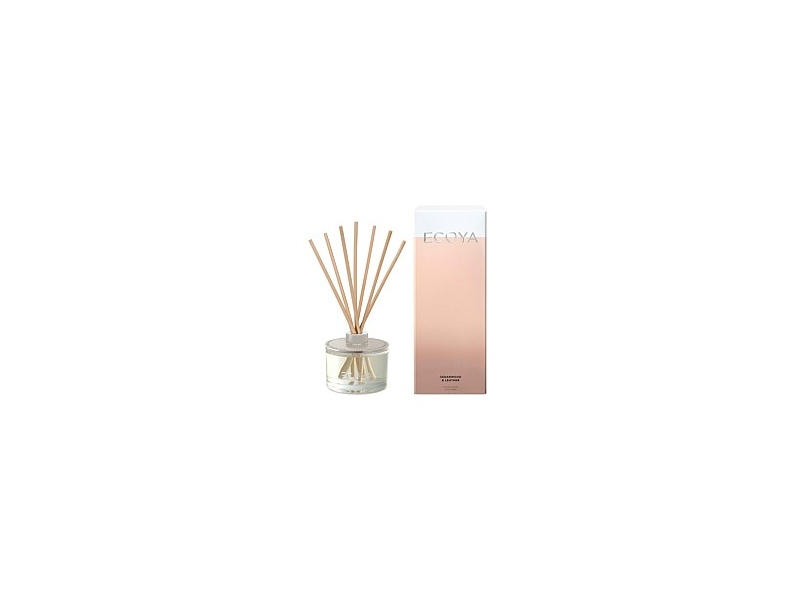 Ecoya Diffuser Cedarwood & Leather 200ml