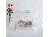 Living & Giving Rose Bud Food Tent 25x50cm