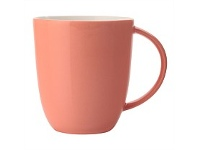 Living & Giving Maxwell & Williams Cashmere Mug Coral 420ml