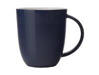 Living & Giving Maxwell & Williams Cashmere Mug Navy 420ml