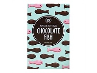 Living & Giving Chocolate Fish Confectionary 100g