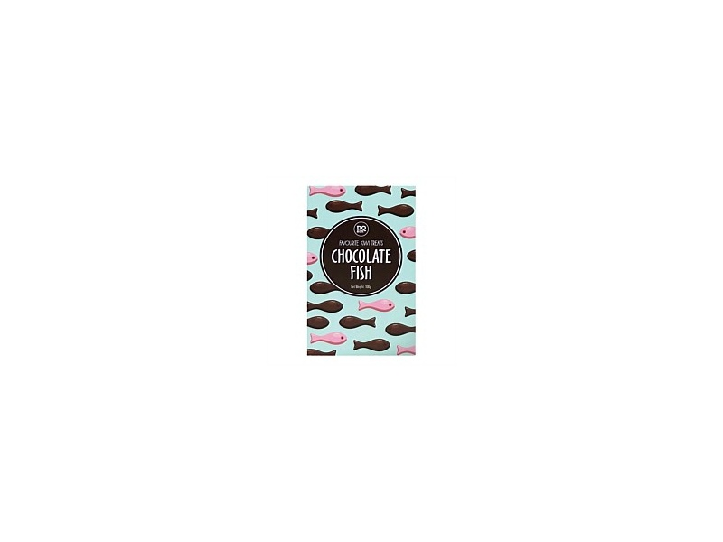 Chocolate Fish Confectionary 100g