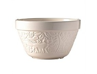 Living & Giving Mason Cash In the Forest Pudding Bowl Cream 16cm