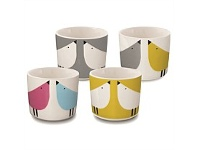 Living & Giving Lintu Egg Cups Set of 4