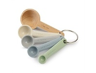 Living & Giving Classic Measuring Spoons Neutral Assorted