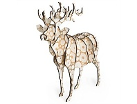Living & Giving Jungle Book Reindeer Decor 27x26cm
