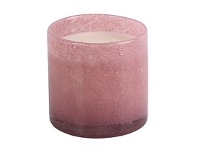 Living & Giving French Country Glass Candle Seychelles