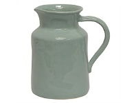 Living & Giving French Country Franco Pitcher Duck Egg Medium