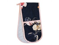 Living & Giving Bloomy Double Oven Glove 20x86cm