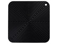 Living & Giving Le Creuset Silicone Square Cool Tool Black