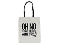 Living & Giving Annabel Trends Tote Bag Oh No 45x40cm