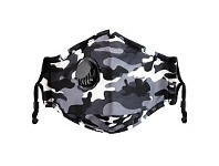 Living & Giving Anti Pollution Face Mask Camo