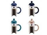 Living & Giving Bodum Caffetiera Coffee Press Assorted 3 Cup