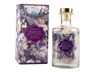 Living & Giving Bath Crystal with Potpourri Warm Fig