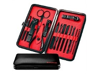 Living & Giving Stainless Steel Manicure Set