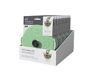 Living & Giving Zeal Classic Lid Neutral 15cm Assorted