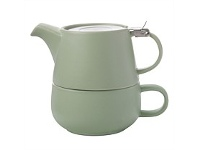 Living & Giving Maxwell & Williams Tea For One Teapot Mint 450ml