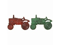 Living & Giving Tractor Bottle Opener Wall Decor Assorted 20cm
