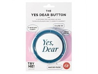 Living & Giving The YES DEAR Button