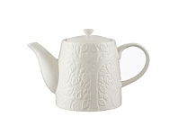 Living & Giving Mason Cash In The Forest Teapot White 1L