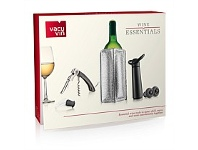 Living & Giving Vacu Vin Wine Essentials 6 Piece Gift Set