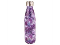 Living & Giving Oasis Stainless Steel Double Wall Drink Bottle DragonScle 500ml