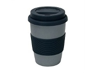 Living & Giving Annabel Trends BYO Coffee Cup Grey 350ml
