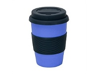Living & Giving Annabel Trends BYO Coffee Cup Blue 350ml