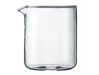 Living & Giving Bodum Plunger Glass Replacement 4 Cup