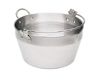Living & Giving Stainless Steel Preserving Pan 6L