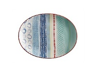 Living & Giving Maxwell & Williams Laguna Oval Platter 35x27cm