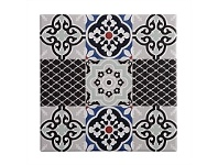 Living & Giving Maxwell & Williams Medina Ceramic Square Tile Trivet 20cm Malaga