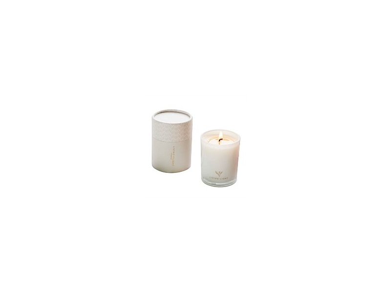 Living Light Imagine Candle Wild Plum Small