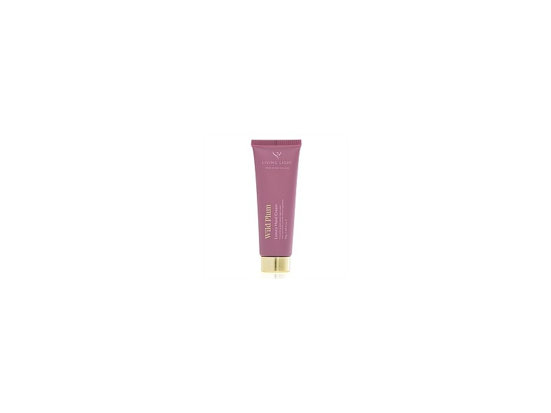 Living Light Imagine Hand Cream Wild Plum 50g