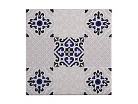 Living & Giving Maxwell & Williams Medina Ceramic Square Tile Trivet 20cm Seville