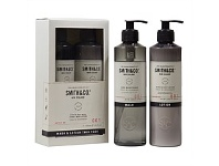 Living & Giving The Aromatherapy Co Smith & Co Wash & Lotion Pump Pack Tabac & Cedar 400ml